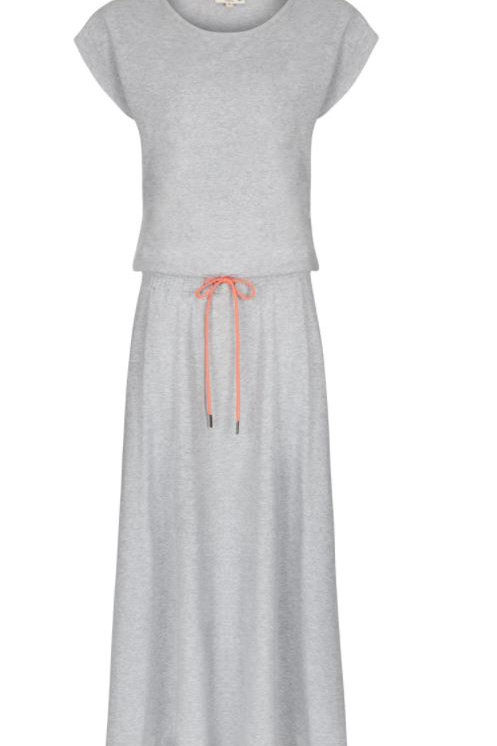NOOKI MONTROSE MARL GREY DRESS