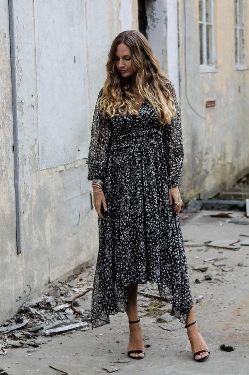 SUNCOO ROBE CHAMILA DRESS