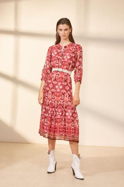 SUNCOO COLEEN DRESS