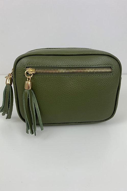 LUELLA SMALL CAMERA BAG - KHAKI
