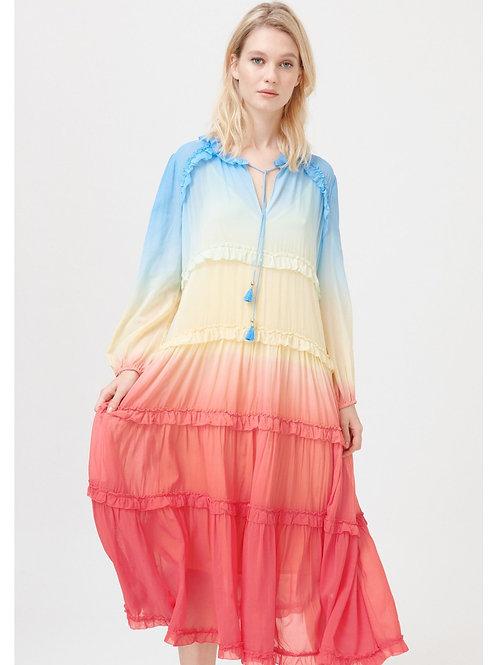 DEA KUDIBAL FELINA RAINBOW DRESS