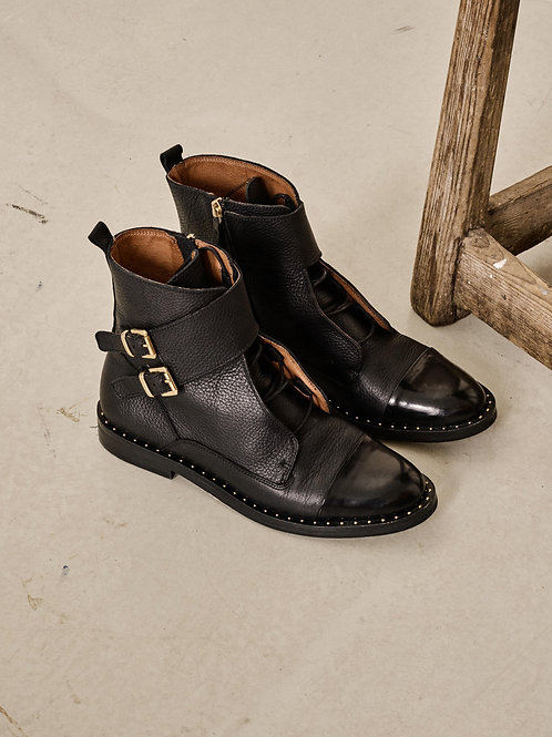MOS MOSH MM DUBLIN LEATHER BOOT