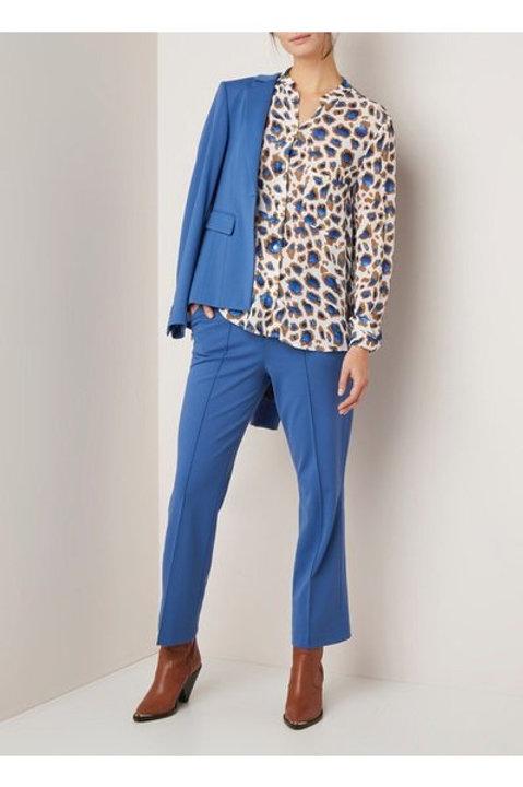 MARC AUREL PANTS IN BLUE