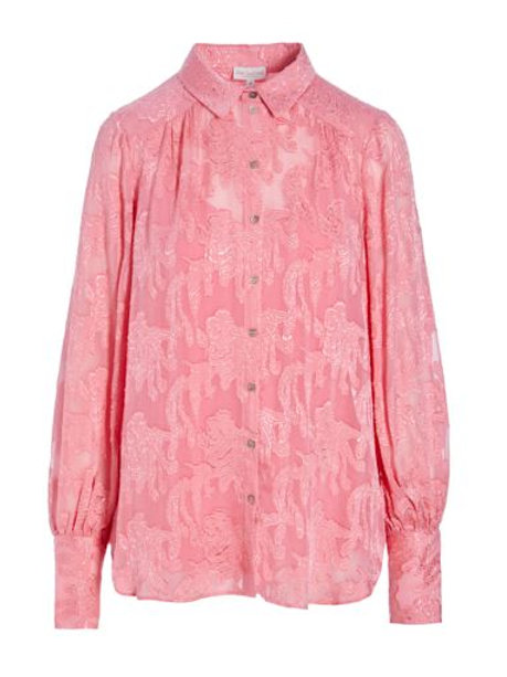 DEA KUDIBAL CADENCE FANTASY ROSE SHIRT