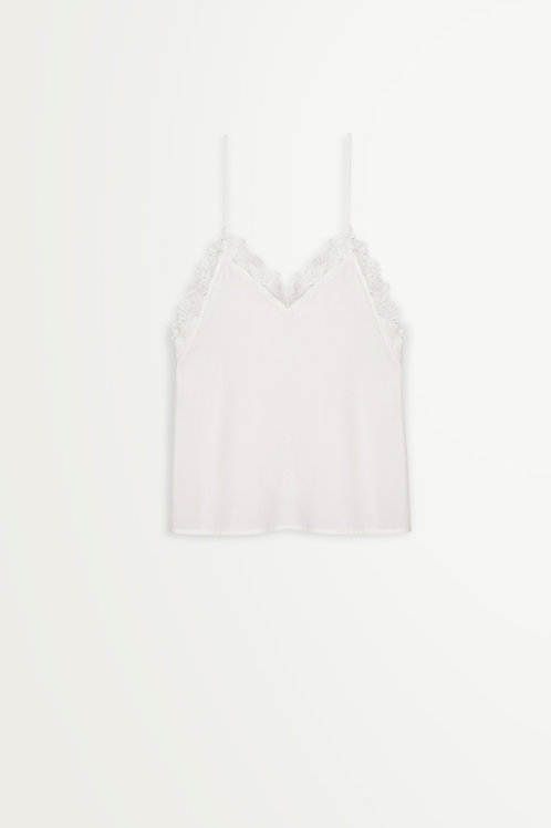 SUNCOO LOU TOP WITH SHOULDER STRAPS