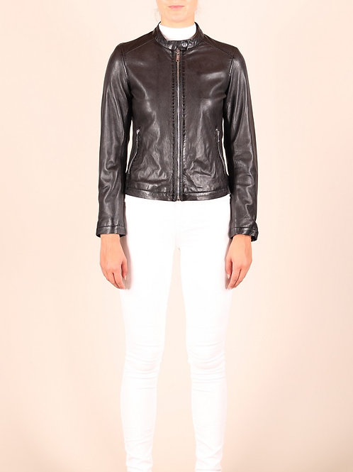 RINO & PELLE BADIA SHEEP LEATHER JACKET