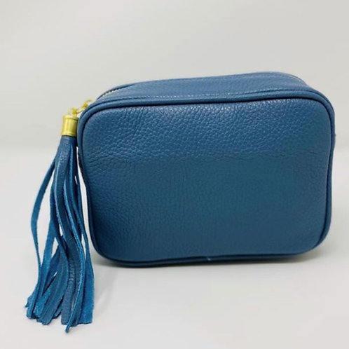 LUELLA SMALL CAMERA BAG - BLUE