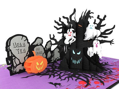 Ghosts Halloween