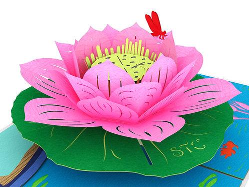 Lotus Flower M.I.Y