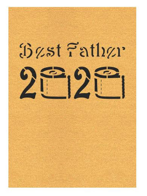 Best Father 2020 - Limited Edition