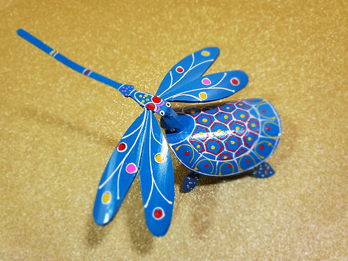 Dragonfly and Turtle set