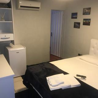 Suite Standard - R$250,00 (diária sem o café da manhã)