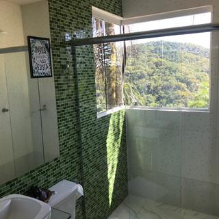 Banheiro Suite Deluxe -R$300,00 (diária sem o café da manhã)