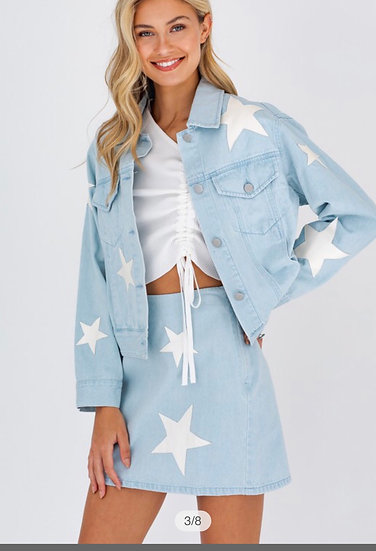 All About The Stars Jacket