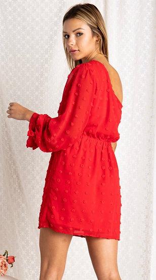 Rockin Swiss Dot Dress