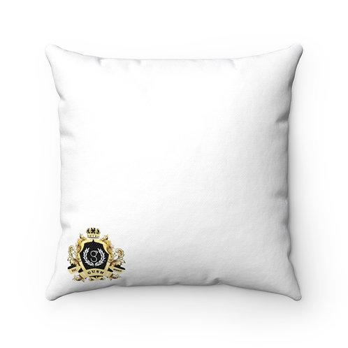 GUSH - Spun Polyester Square Pillow Case