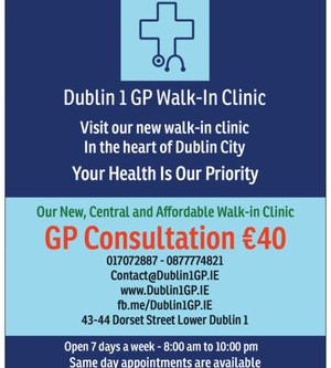 Advantages Of our Walk-In Clinic