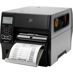 zebra zt420 locação de impressoras