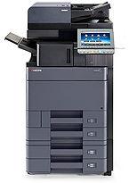 TASKalfa 2552ci locação de impressoras