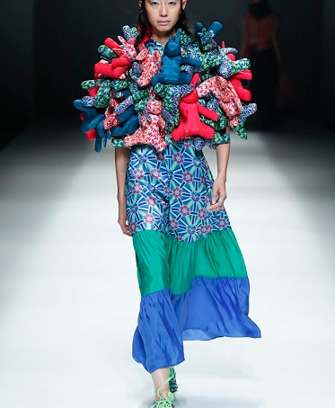 Designers parade HK fashion talent at Tokyo show
