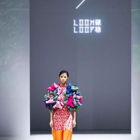 DRF港式風潮時裝秀燃情中國國際時裝周
