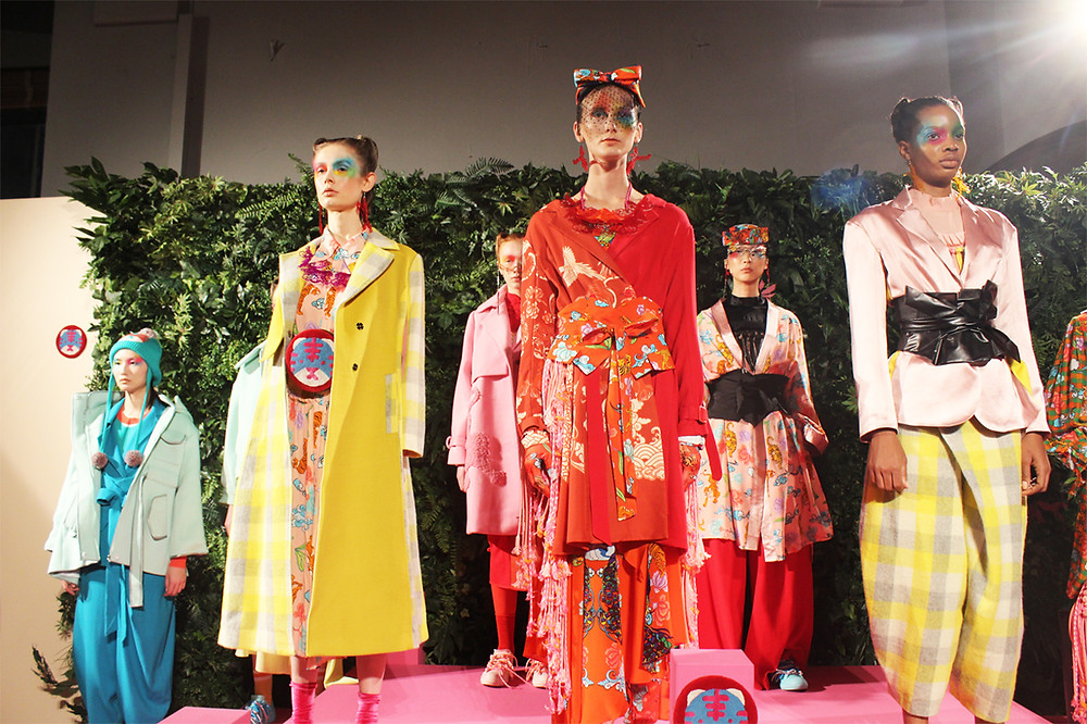 Hong Kong Designer Labels Present New Aw19 Collections At Lfw