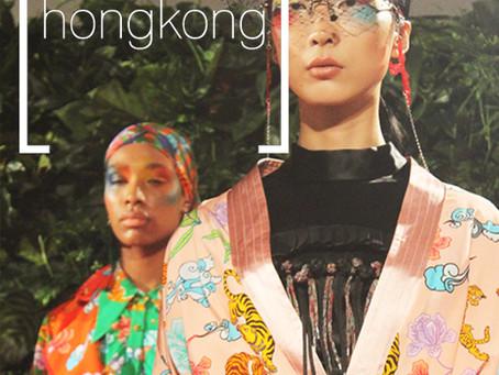 LFW AW19 X Fashion Hong Kong X Fashion Crossover London