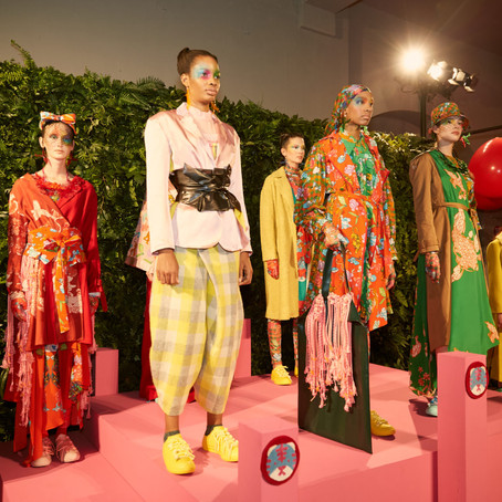 Interview with Loom Loop's Founder in Fashion Hong Kong Presentation During London Fashion Week