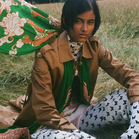 MILLION DOLLAR BABE  photography Zeinab Batchelor - fashion Aisha Jimoh - set design Katy Bennett