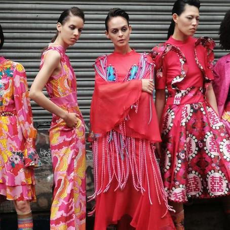 DRF Hong Kong – London Fashion Week