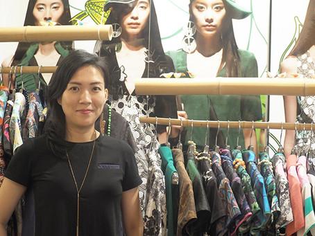 【インタビュー】香港ファッションを動かすデザイナーたち<3> ポーリー・ホー「ルーム ループ(LOOM LOOP)」