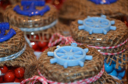 Nautical Party Favours