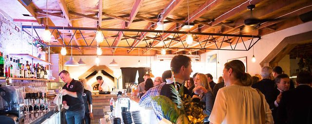 THE SAWMILL LAUNCH PARTY