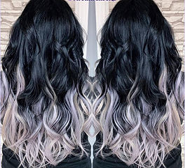 Kreative Color & Extensions by Artist Ta
