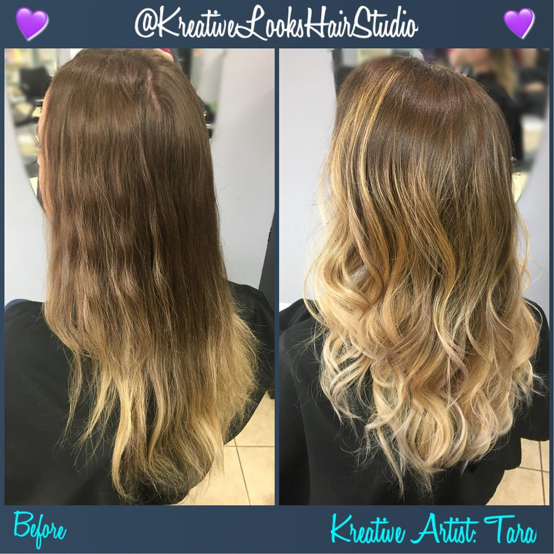 Before & After by Artist Tara