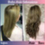 Tape Hair Extensions by Artist Tara