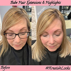 Micro Fusion & Flat Tip Extensions by Ar