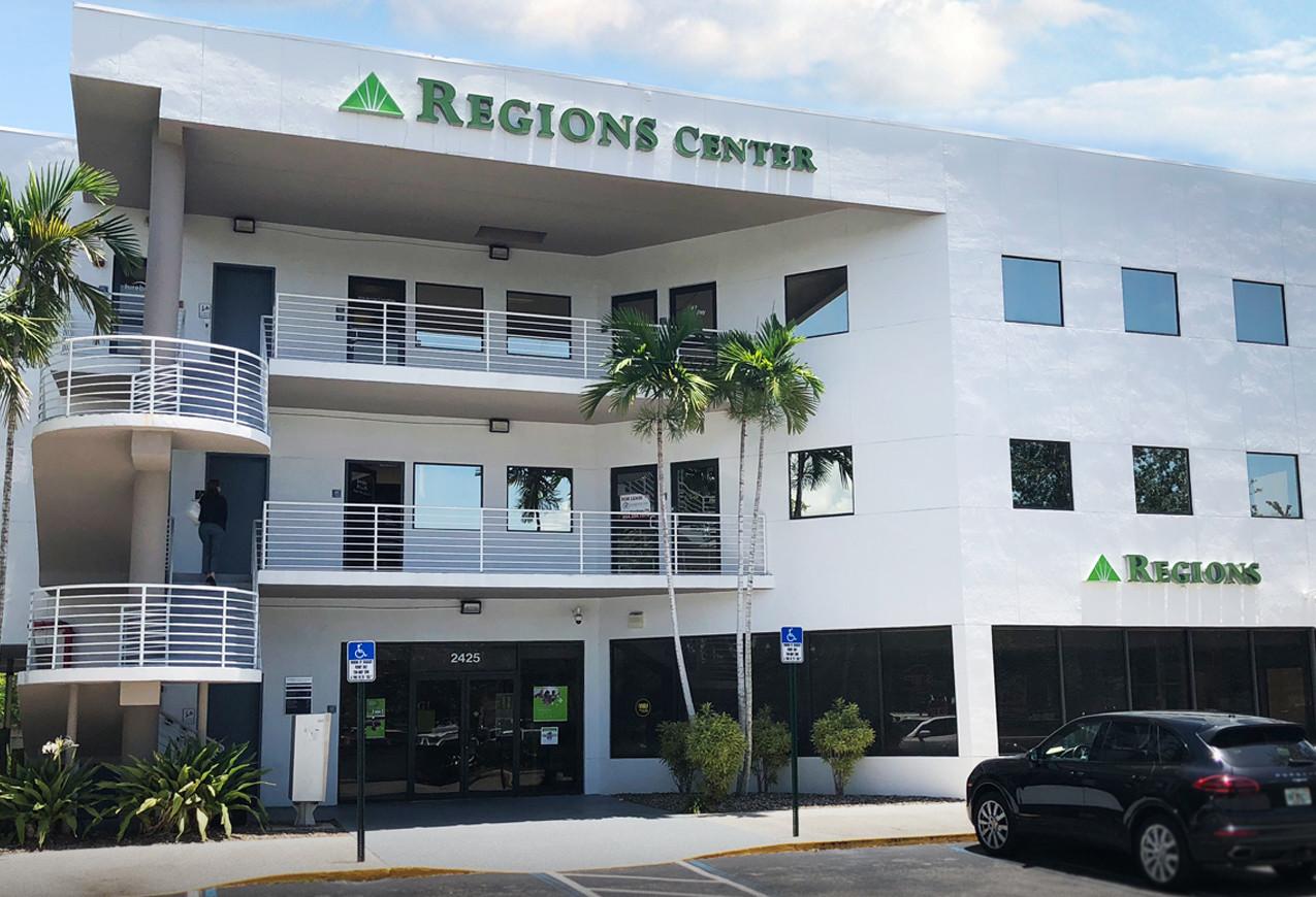 Regions Bank Center