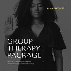 Group Therapy Package