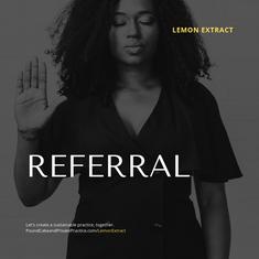 Referral