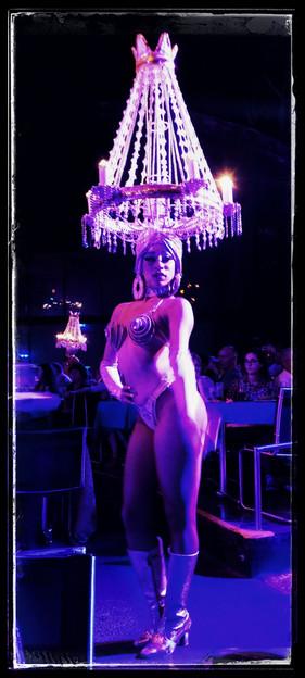 Tropicana Showgirl