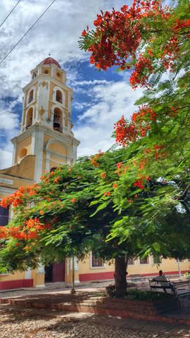 Trinidad bell tower