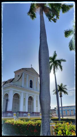 Cathedral in Trinidad