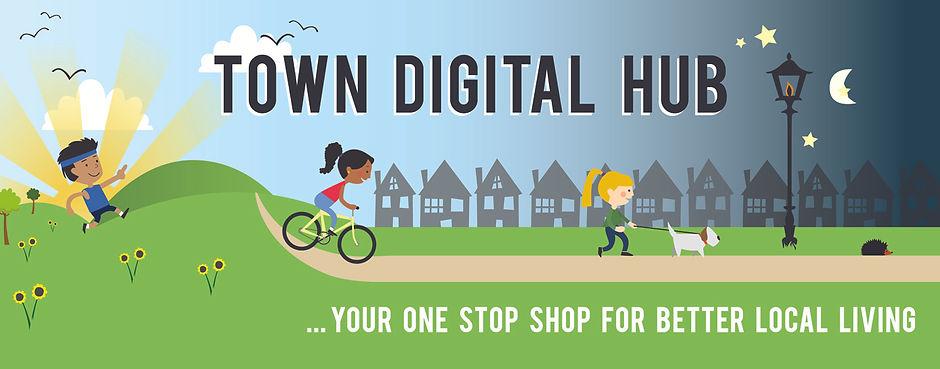 Town Digital Hub