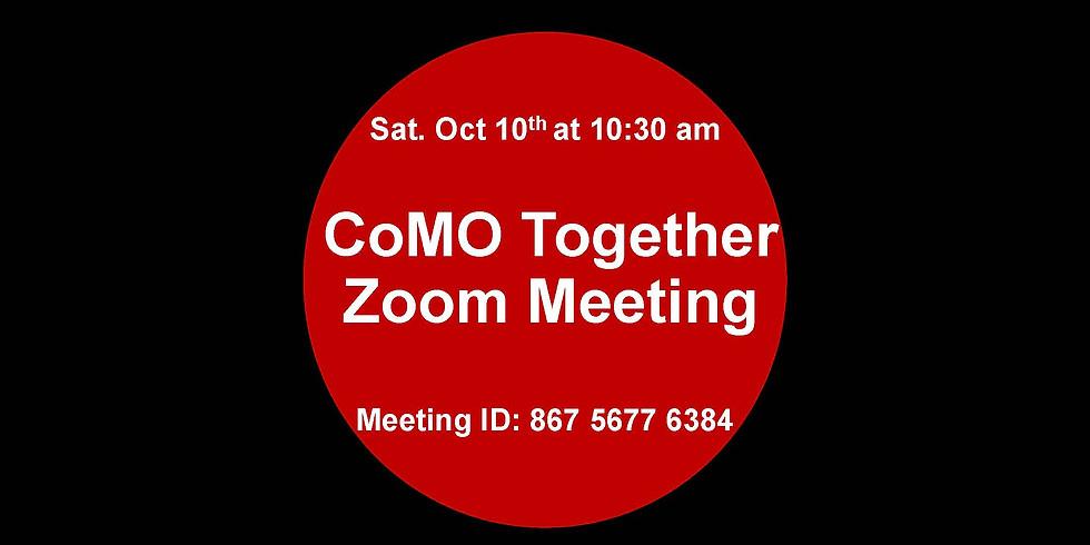 CoMO Together Meeting
