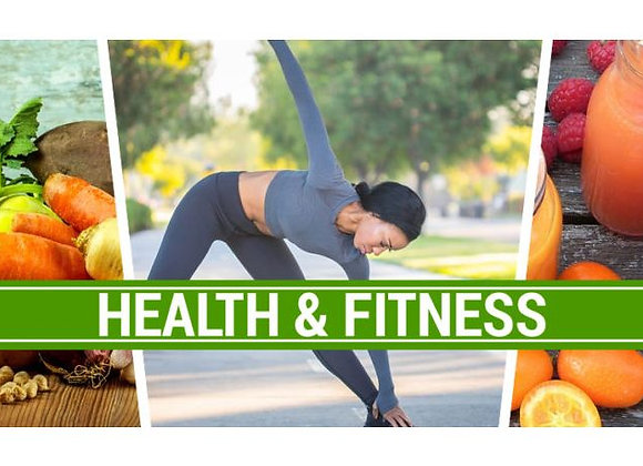 Complete Health & Fitness Bundle