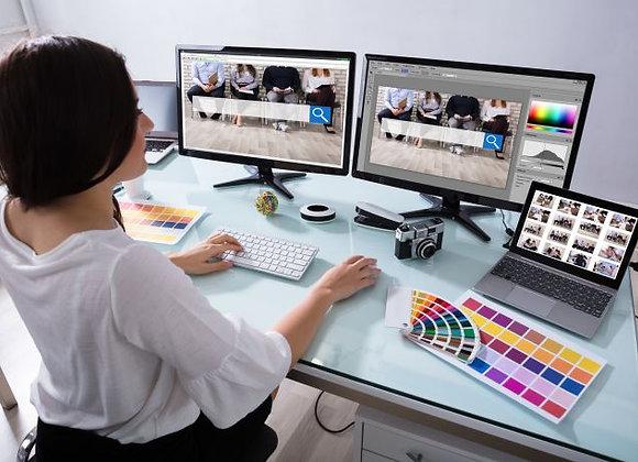 Graphic & Web Design Bundle