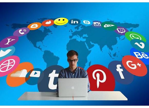 Social Media & Digital Marketing 101