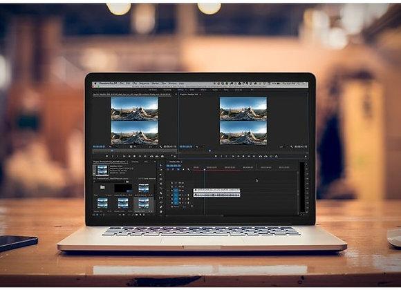 Video Editing Master Training Bundle