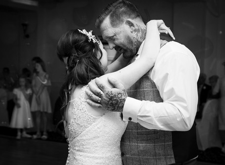 Mr & Mrs Barge: Best Western Rockingham Forest Wedding